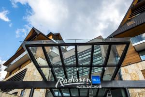 Zakopiańska architektura w nowoczesnym wydaniu. Radisson Blu Hotel & Residences Zakopane w całej okazałości