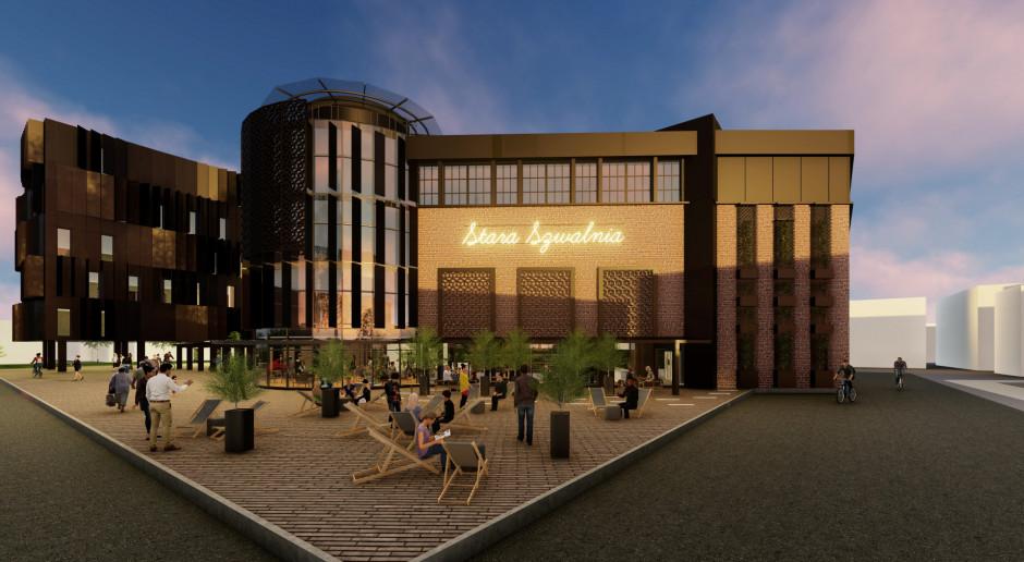 Centrum handlowe i muzeum szwalnicze. W Rzeszowie stanie nowa bryła - Stara Szwalnia