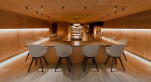 Restauracja Atomix ma nie tylko gwiazdkę Michelin, ale i świetny design