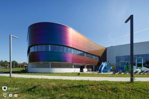 Wodny Park Tychy nagrodzony w międzynarodowym konkursie. To projekt TKHolding