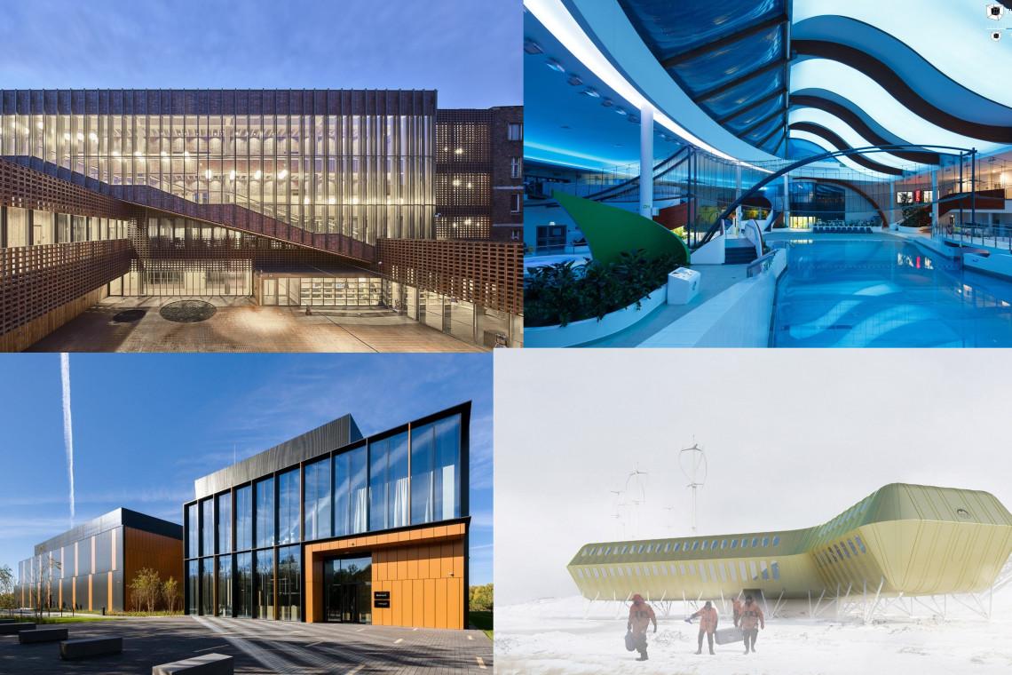 Wybrano sześć projektów z Polski, które powalczą o główną nagrodę w międzynarodowym konkursie architektonicznym