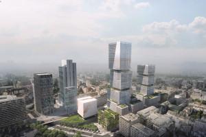 Polska pracownia w finale konkursu na projekt siedziby Komisji Europejskiej. A zwycięzcą konsorcjum pięciu firm