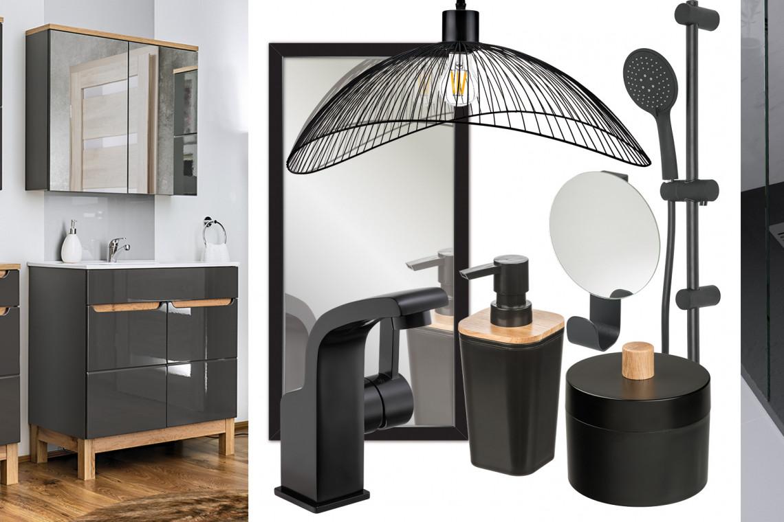 Trendy W Projektowaniu łazienek Powrót Matowej I