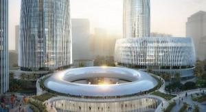 OPPO buduje w Chinach nowe centrum badawczo-rozwojowe. Powstanie 10 drapaczy chmur spod kreski Kohn Pedersen Fox Associates