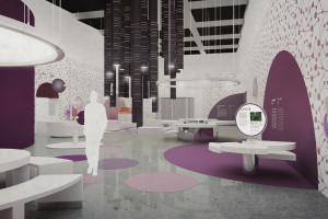 Studio Koza Nostra przedstawiło projekt wystawy Małopolskiego Centrum Nauki Cogiteon