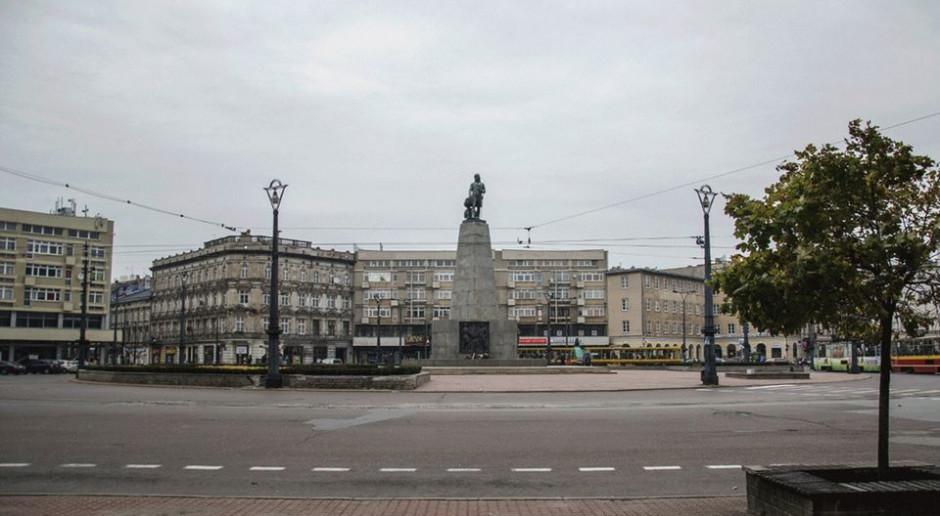 Jak będzie wyglądał plac Wolności po przebudowie? Łódź zaczyna projektowanie