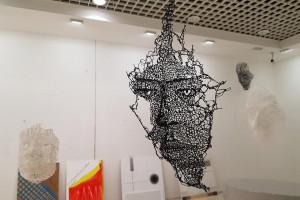 Wystawa sztuki w Porcie Łódź