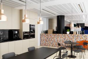 Orbis i Accor wprowadzają się na Złotą. Nowe biuro hotelarzy to dzieło The Design Group