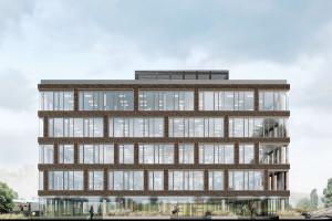 Nowa bryła biurowa w Gdańsku od APA Wojciechowski