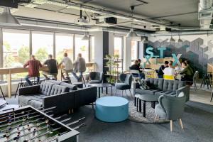 Tak wygląda biuro jednego z największych software house w Polsce