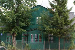 Budynek domu rabina w Węgrowie zabytkiem