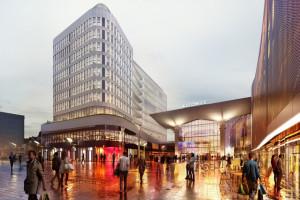 Biurowiec Grand Central w Katowicach - stanie czy nie stanie?