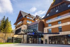 Radisson Blu Hotel&Residences Zakopane w myśl zasad zrównoważonego rozwoju