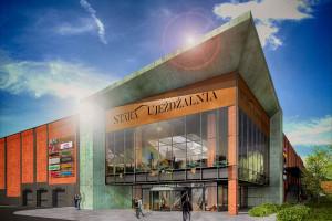 Nowa galeria handlowa w Jarosławiu uchyla rąbka tajemnicy. Przed nami wielkie otwarcie!
