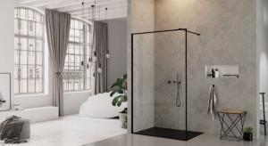Łazienka w trzech stylach