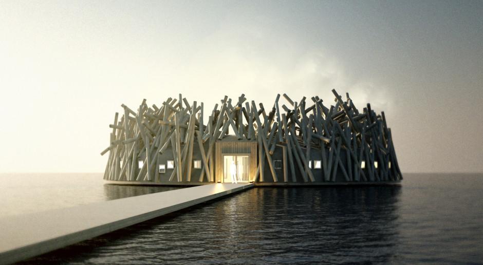 Na ten projekt czeka cała Europa. Oto hotel, który... dryfuje po wodzie