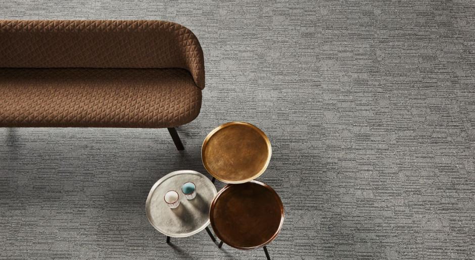 Nowoczesna kolekcja płytek dywanowych do biur. Poznaj Tessera Nexus
