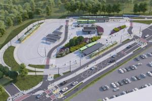Rusza rozbudowa ulicy Unii Lubelskiej w Poznaniu. To krok do nowej pętli tramwajowo-autobusowej