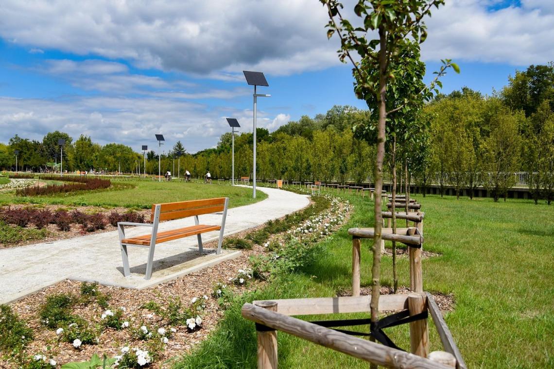 Poznań stawia na zieleń. W mieście powstał kolejny park