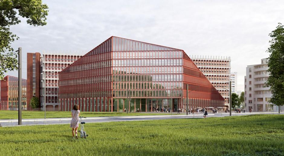 Nowa siedziba Orange w Lyonie zaskoczy. Przy budowie wykorzystają beton z kruszywem z recyklingu