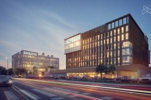 """Takiej inwestycji jeszcze w Kielcach nie było! Powstanie nowoczesny kompleks biurowy oparty na """"smart cities"""""""