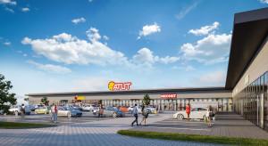 Nowa bryła handlowa w Bełchatowie