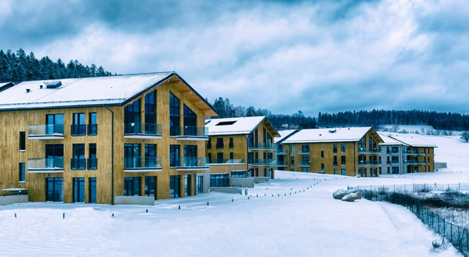 Kompleks hotelowy Lake Hill II z wykonawcą