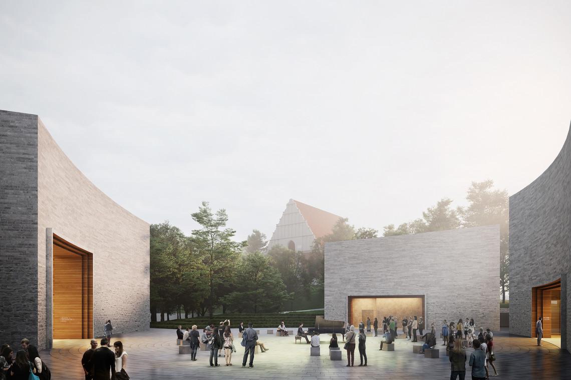 WXCA z kolejnym muzeum na koncie. Tym razem pracownia zaprojektuje Muzeum Powstania Wielkopolskiego