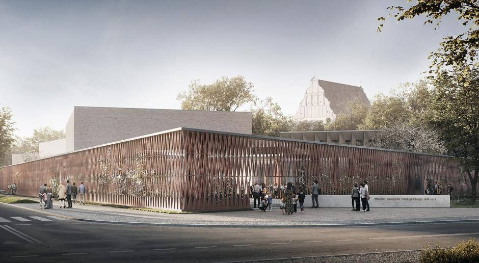 Muzeum Powstania Wielkopolskiego oczami JEMS Architekci. Projekt zdobył trzecią nagrodę w konkursie