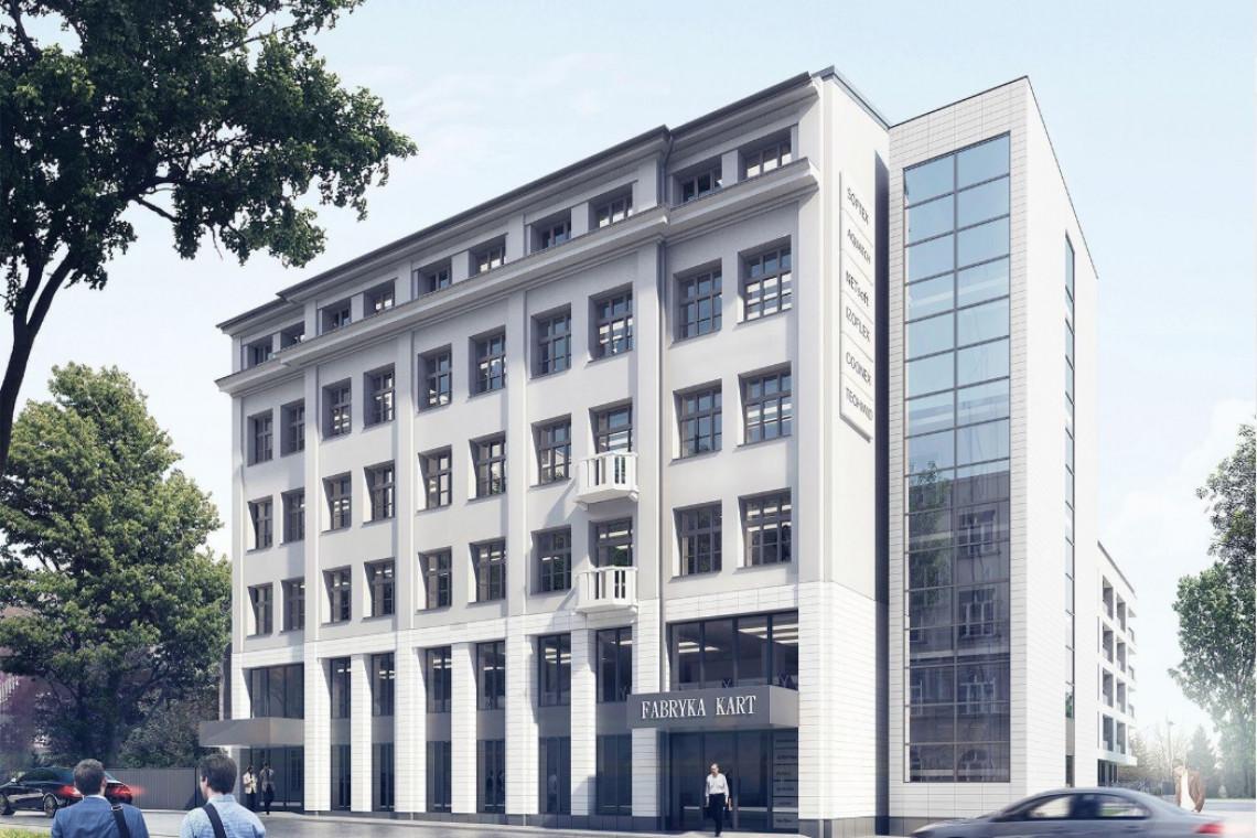 Spaces debiutuje w Krakowie. Stawia na niebanalny budynek