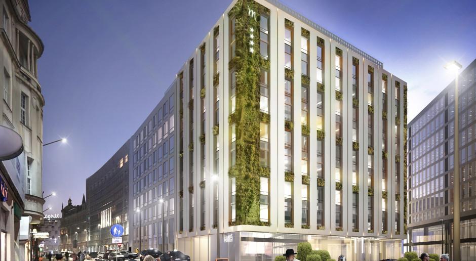 Ruszyła budowa hotelu Mercure Katowice City Center. Lokalizacja jest wyjątkowa!