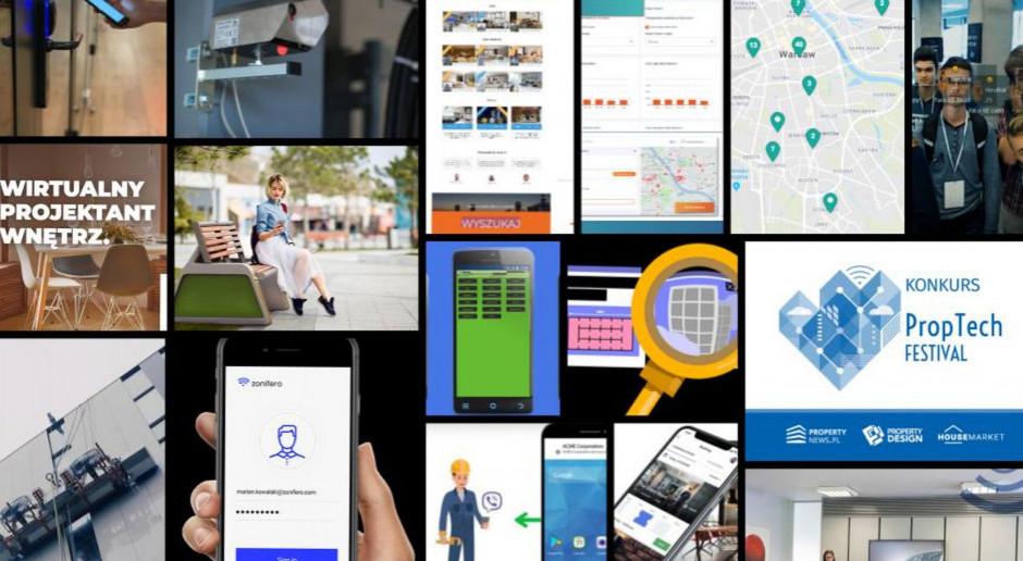PropTech Festival 2019 wkracza w kolejną fazę. Zagłosuj na na najlepsze technologie dla nieruchomości!
