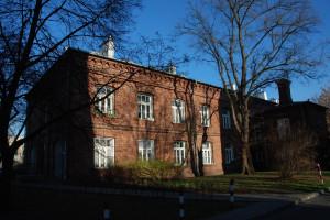 Budynek koszarowy dawnych Małych Koszar Ułańskich w rejestrze zabytków
