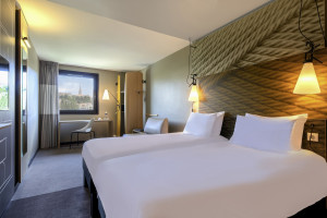 Dwie marki hotelowe na miejskim wzgórzu, czyli nowy hotel Mercure Budapest Castle Hill i Ibis Budapest Castle Hill