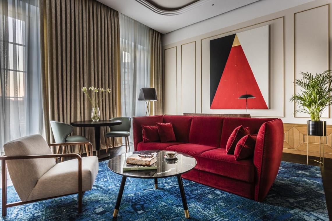 Raffles Europejski Warsaw z międzynarodowym wyróżnieniem. To jedyny polski hotel w zestawieniu