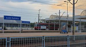 Blisko 340 mln zł ma kosztować przebudowa dworca Łódź Kaliska