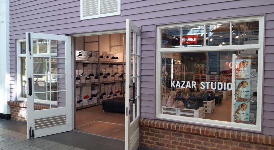 Pop-up store Kazar w Designer Outlet Gdańsk