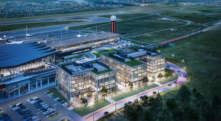 PIG Architekci dla Port Lotniczy Gdańsk. Żadne lotnisko w Polsce nie podjęło się takiego projektu