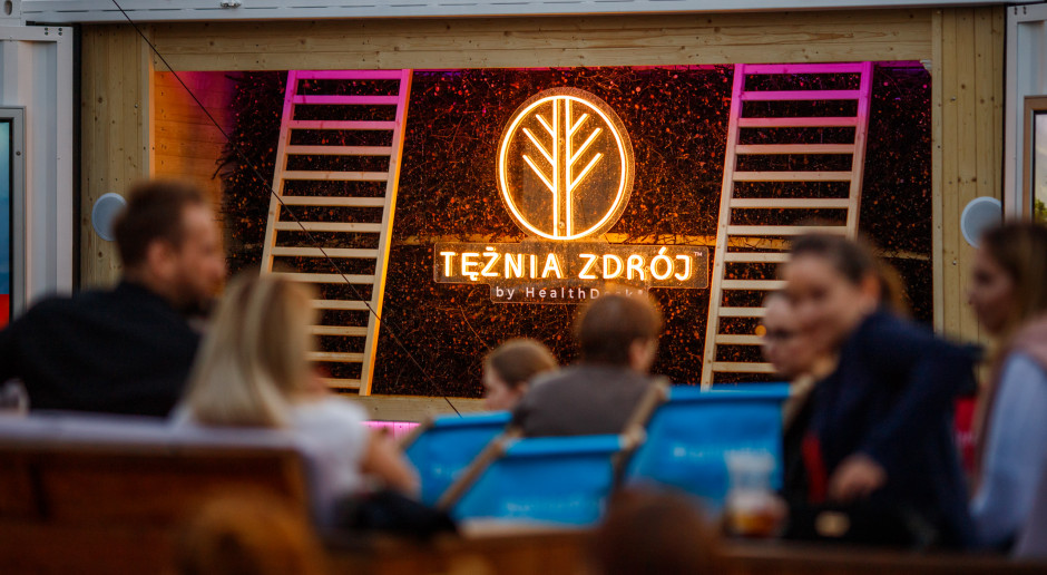 Pierwsza mobilna tężnia w Polsce