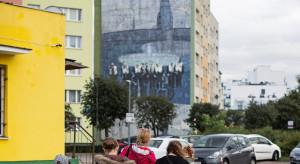 """W Nowym Porcie powstaje """"historyczny"""" mural"""