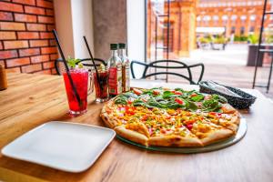 Nowy koncept pizzerii Stopiątka dla wymagających