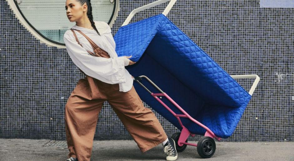 Nowa limitowana kolekcja od IKEA. Dla tych, którzy są w ciągłym ruchu