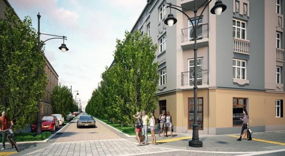 Zielone Polesie w Łodzi zmienia się