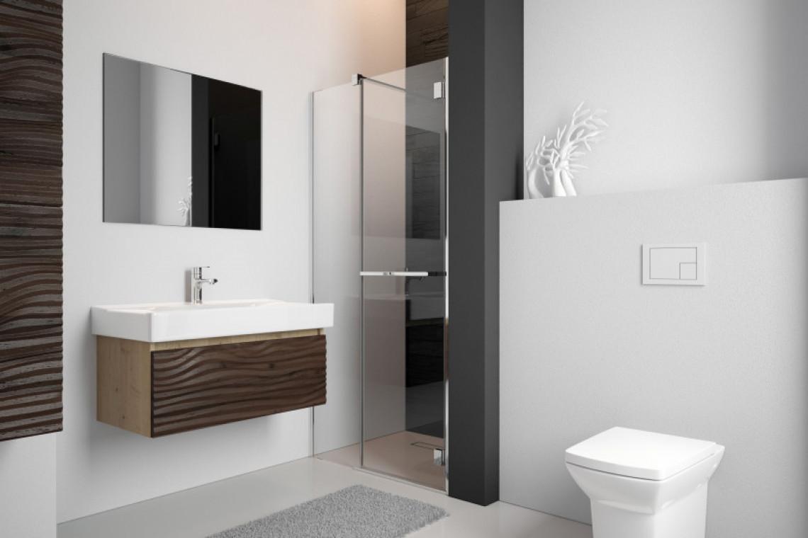 Kabina Prysznicowa Na Miarę Małej łazienki Design