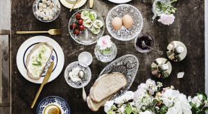 Śniadaniowe rytuały według Huty Julia