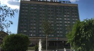 Trwa rozbiórka Hotelu Silesia