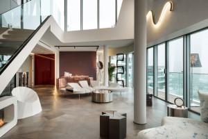 Luksus spod znaku Zaha Hadid Architects