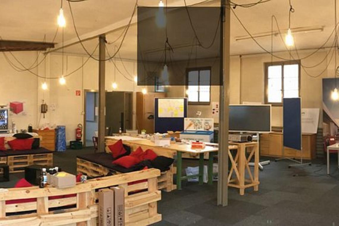 SAP Polska otworzył przestrzeń design thinking w Forcie Mokotów