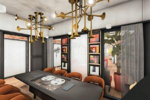 Brain Embassy atakuje centrum stolicy. Oto przestrzeń szkicu pracowni Archicon i mode:lina inspirowana kinem i teatrem