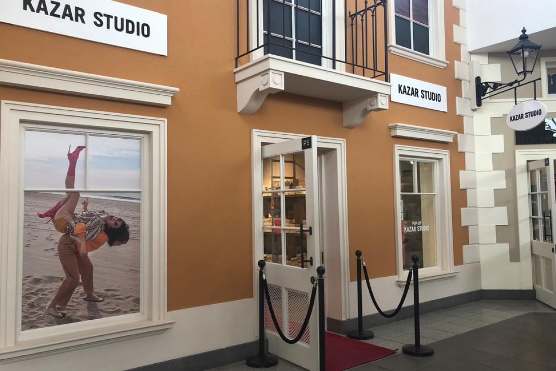 Kazar Studio otworzył pop-up store w Warszawie